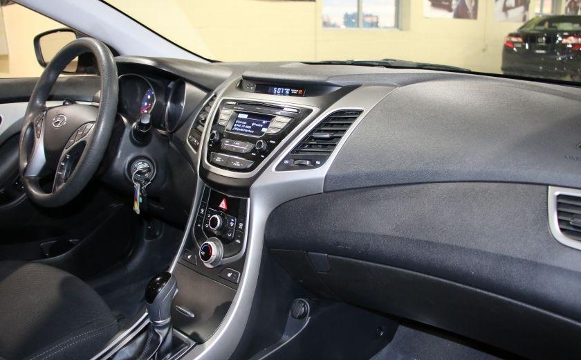 2015 Hyundai Elantra GL AUTO A/C GR ELECT BLUETOOTH #21