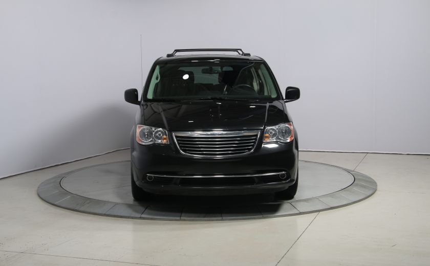2016 Chrysler Town And Country Touring STOW'N GO A/C 2-DVD MAGS CAM.RECUL #1