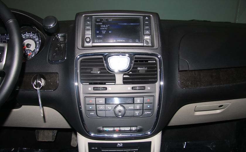 2016 Chrysler Town And Country Touring STOW'N GO A/C 2-DVD MAGS CAM.RECUL #15