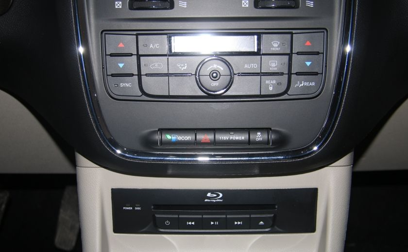 2016 Chrysler Town And Country Touring STOW'N GO A/C 2-DVD MAGS CAM.RECUL #16