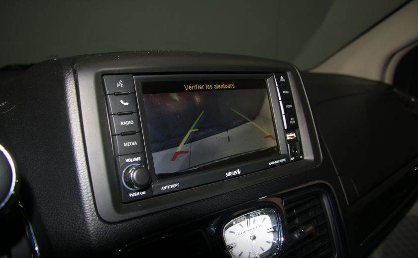2016 Chrysler Town And Country Touring STOW'N GO A/C 2-DVD MAGS CAM.RECUL #20