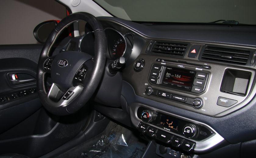 2013 Kia Rio SX AUTO A/C TOIT MAGS BLUETOOTH CAM.RECUL #24