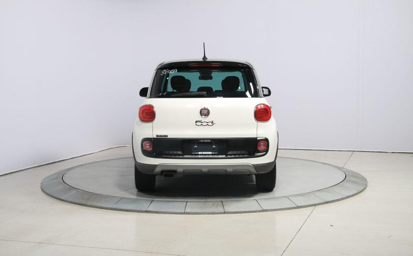 2014 Fiat 500L Trekking AUTO A/C TOIT MAGS BLUETOOTH #5