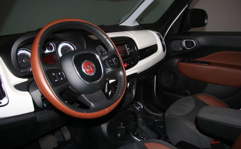 2014 Fiat 500L Trekking AUTO A/C TOIT MAGS BLUETOOTH #8