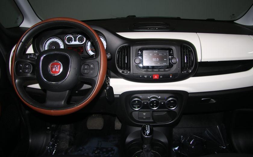 2014 Fiat 500L Trekking AUTO A/C TOIT MAGS BLUETOOTH #12