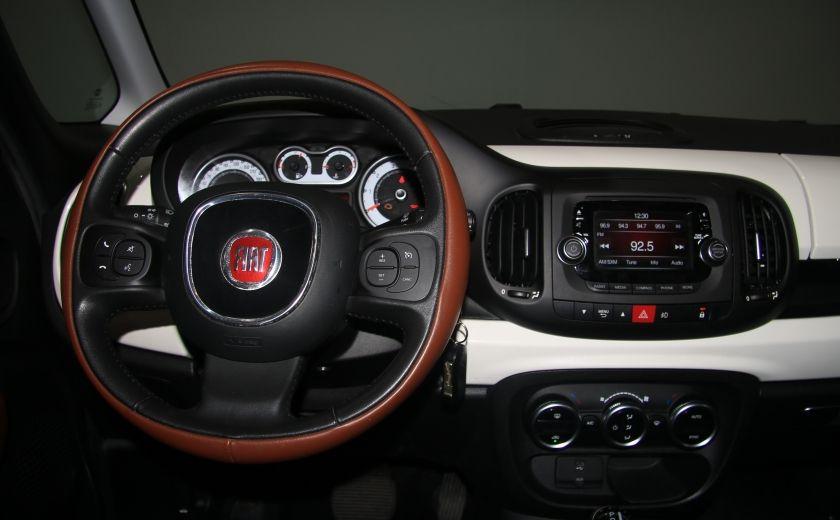 2014 Fiat 500L Trekking AUTO A/C TOIT MAGS BLUETOOTH #13