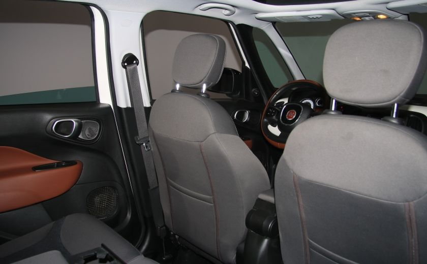 2014 Fiat 500L Trekking AUTO A/C TOIT MAGS BLUETOOTH #19