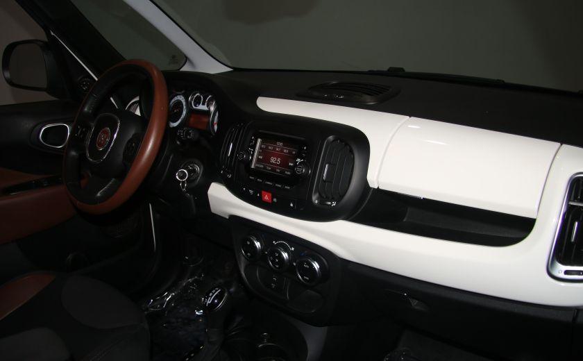 2014 Fiat 500L Trekking AUTO A/C TOIT MAGS BLUETOOTH #21