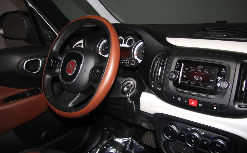 2014 Fiat 500L Trekking AUTO A/C TOIT MAGS BLUETOOTH #22
