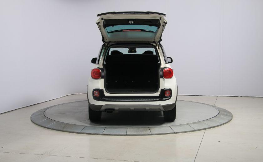 2014 Fiat 500L Trekking AUTO A/C TOIT MAGS BLUETOOTH #26