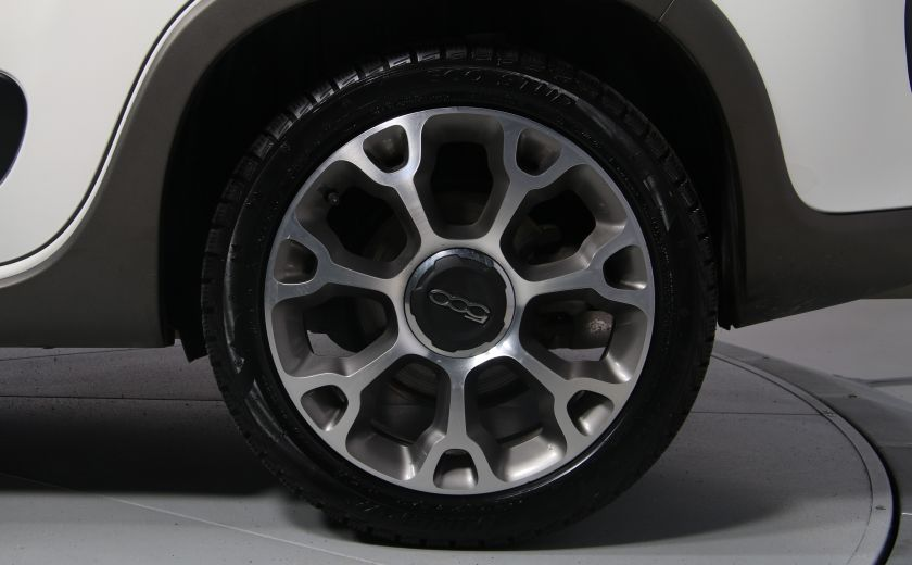 2014 Fiat 500L Trekking AUTO A/C TOIT MAGS BLUETOOTH #30