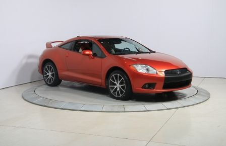 2009 Mitsubishi Eclipse GT-P A/C GR ELECT TOIT MAGS in Sept-Îles