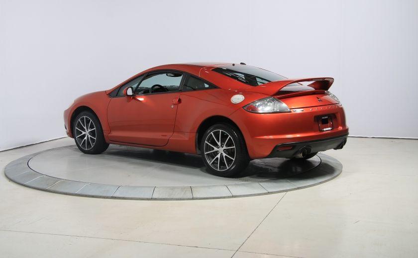 2009 Mitsubishi Eclipse GT-P A/C GR ELECT TOIT MAGS #4