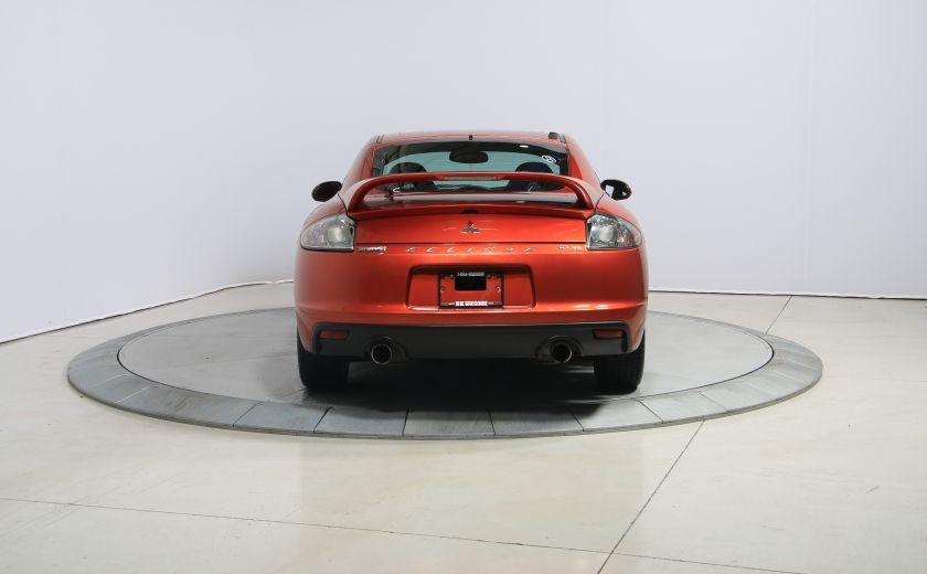 2009 Mitsubishi Eclipse GT-P A/C GR ELECT TOIT MAGS #5