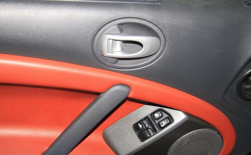 2009 Mitsubishi Eclipse GT-P A/C GR ELECT TOIT MAGS #10
