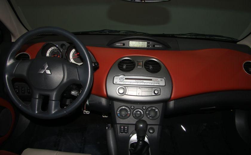 2009 Mitsubishi Eclipse GT-P A/C GR ELECT TOIT MAGS #13