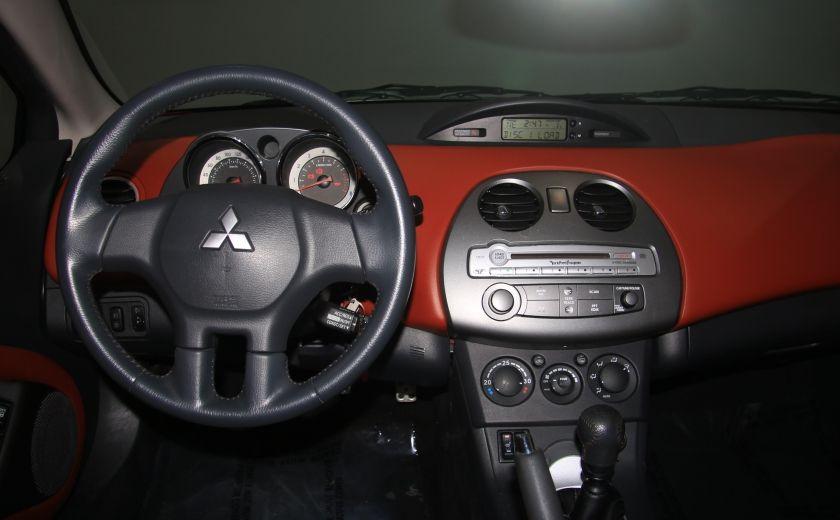 2009 Mitsubishi Eclipse GT-P A/C GR ELECT TOIT MAGS #14