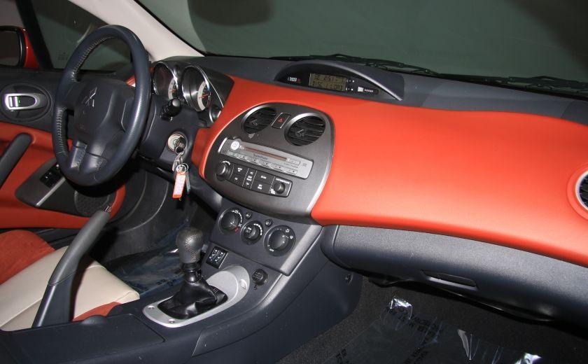 2009 Mitsubishi Eclipse GT-P A/C GR ELECT TOIT MAGS #20