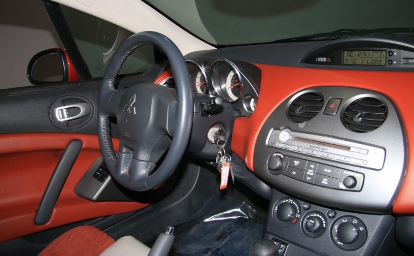 2009 Mitsubishi Eclipse GT-P A/C GR ELECT TOIT MAGS #21