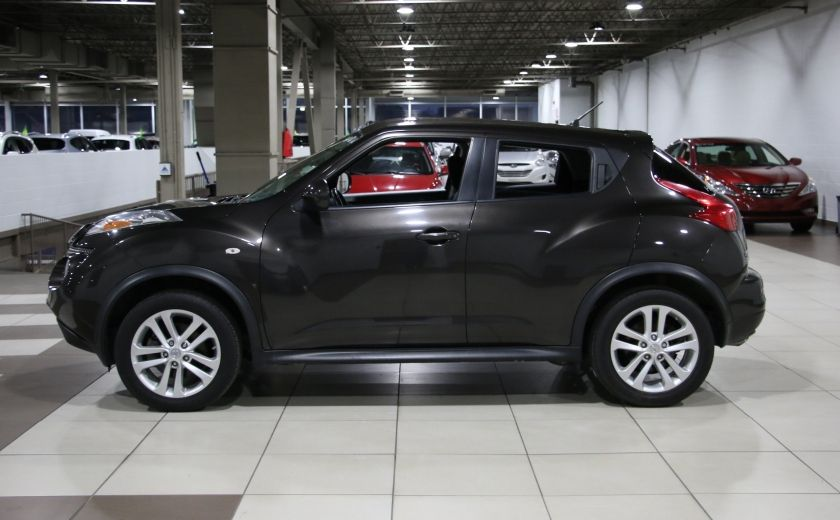 2011 Nissan Juke SV #3