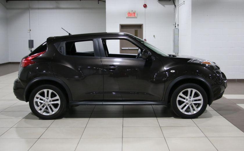 2011 Nissan Juke SV #7
