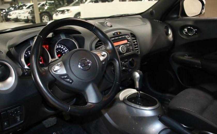 2011 Nissan Juke SV #8