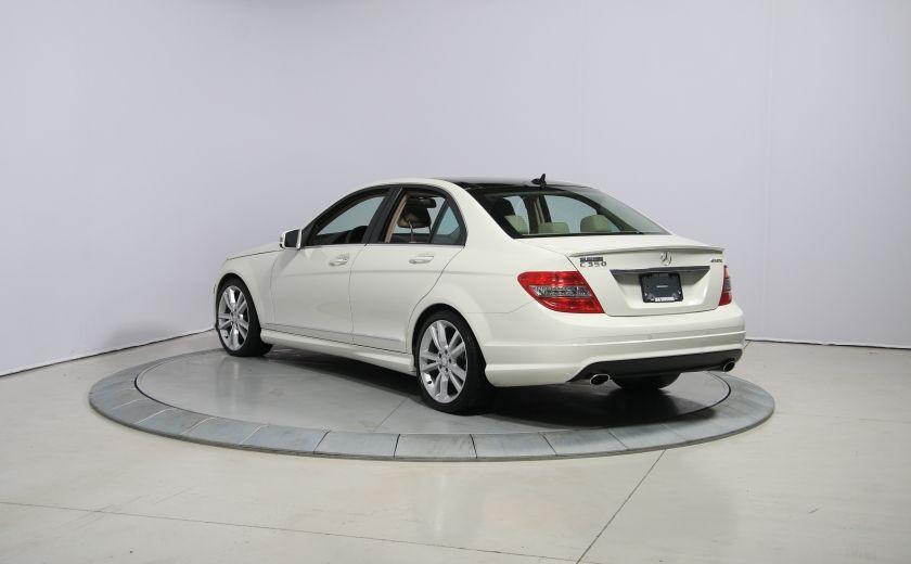 2011 Mercedes Benz C350 4MATIC AUTO CUIR TOIT NAVIGATION MAGS #5