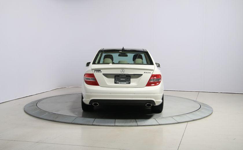 2011 Mercedes Benz C350 4MATIC AUTO CUIR TOIT NAVIGATION MAGS #6