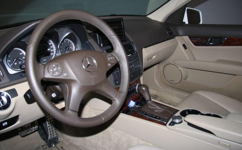 2011 Mercedes Benz C350 4MATIC AUTO CUIR TOIT NAVIGATION MAGS #7