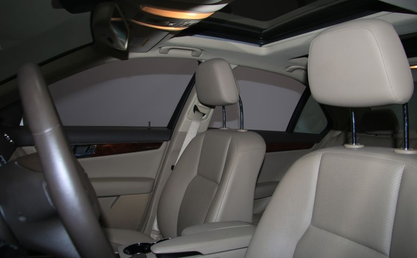 2011 Mercedes Benz C350 4MATIC AUTO CUIR TOIT NAVIGATION MAGS #8