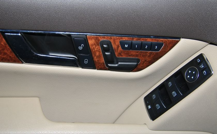 2011 Mercedes Benz C350 4MATIC AUTO CUIR TOIT NAVIGATION MAGS #9