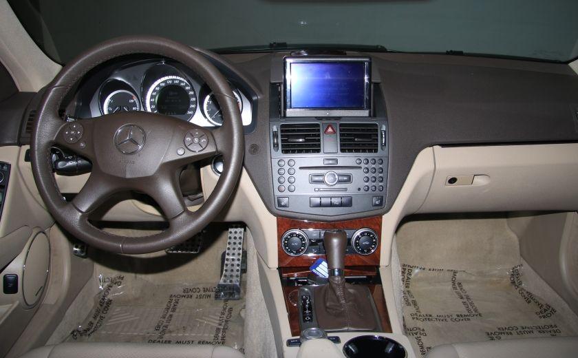 2011 Mercedes Benz C350 4MATIC AUTO CUIR TOIT NAVIGATION MAGS #11