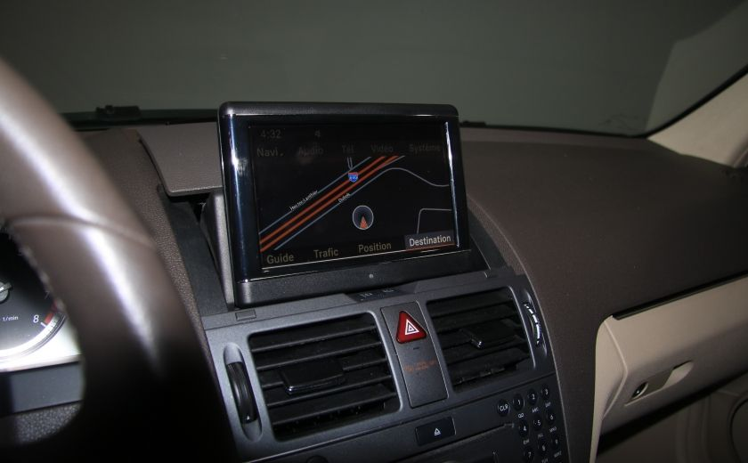 2011 Mercedes Benz C350 4MATIC AUTO CUIR TOIT NAVIGATION MAGS #17