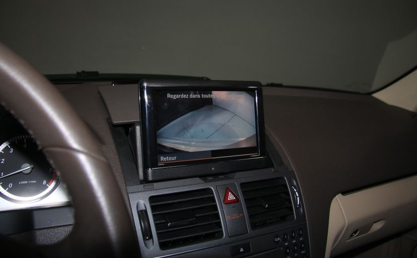 2011 Mercedes Benz C350 4MATIC AUTO CUIR TOIT NAVIGATION MAGS #18