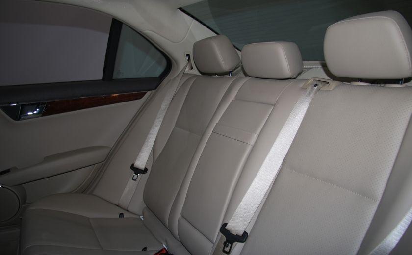 2011 Mercedes Benz C350 4MATIC AUTO CUIR TOIT NAVIGATION MAGS #21
