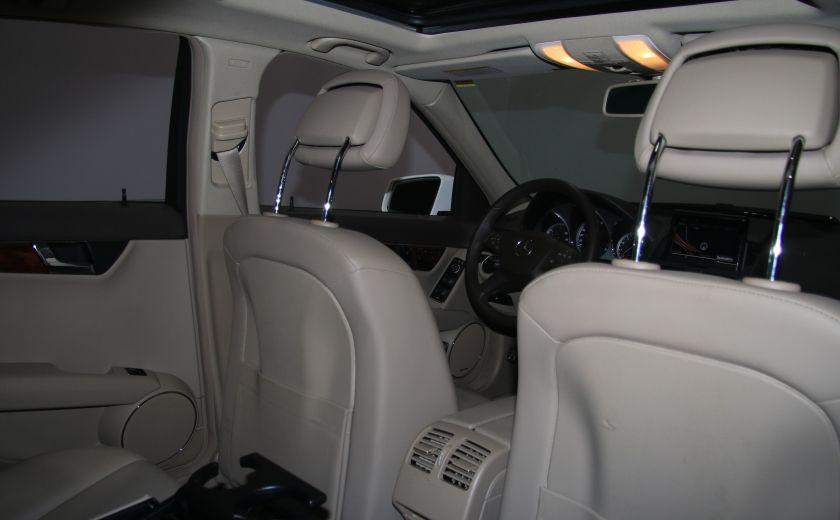 2011 Mercedes Benz C350 4MATIC AUTO CUIR TOIT NAVIGATION MAGS #22