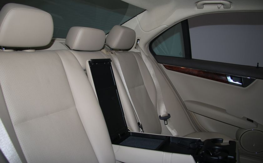 2011 Mercedes Benz C350 4MATIC AUTO CUIR TOIT NAVIGATION MAGS #23
