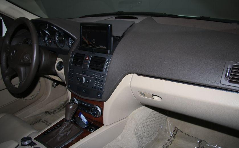 2011 Mercedes Benz C350 4MATIC AUTO CUIR TOIT NAVIGATION MAGS #24