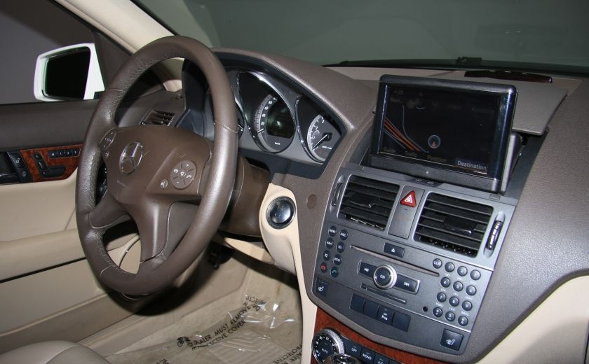 2011 Mercedes Benz C350 4MATIC AUTO CUIR TOIT NAVIGATION MAGS #25