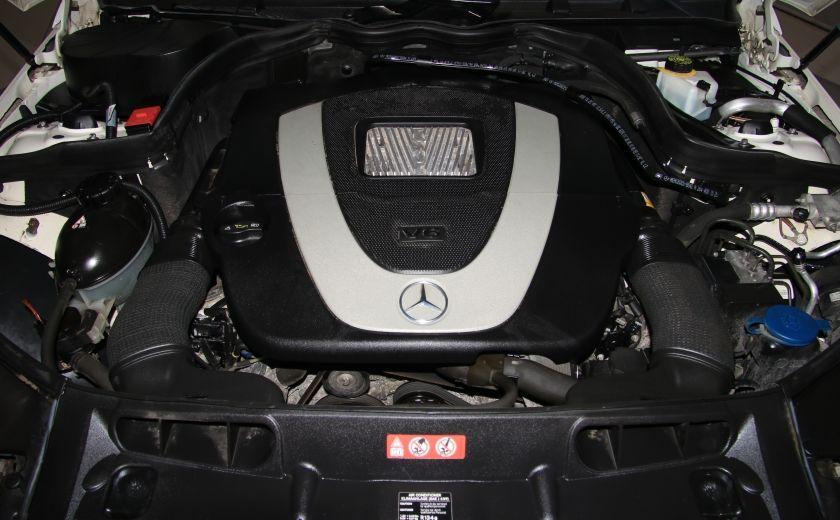 2011 Mercedes Benz C350 4MATIC AUTO CUIR TOIT NAVIGATION MAGS #27