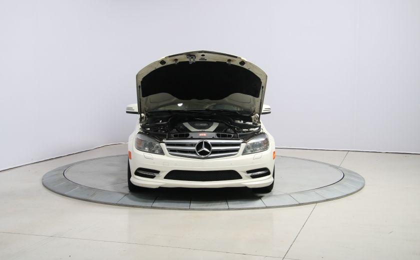 2011 Mercedes Benz C350 4MATIC AUTO CUIR TOIT NAVIGATION MAGS #28