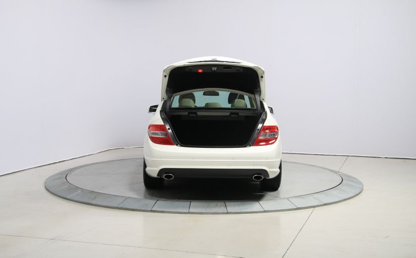 2011 Mercedes Benz C350 4MATIC AUTO CUIR TOIT NAVIGATION MAGS #29