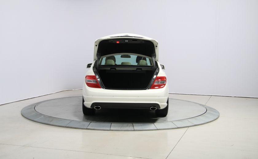 2011 Mercedes Benz C350 4MATIC AUTO CUIR TOIT NAVIGATION MAGS #30