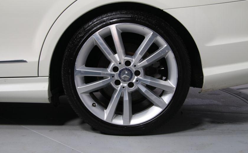 2011 Mercedes Benz C350 4MATIC AUTO CUIR TOIT NAVIGATION MAGS #33