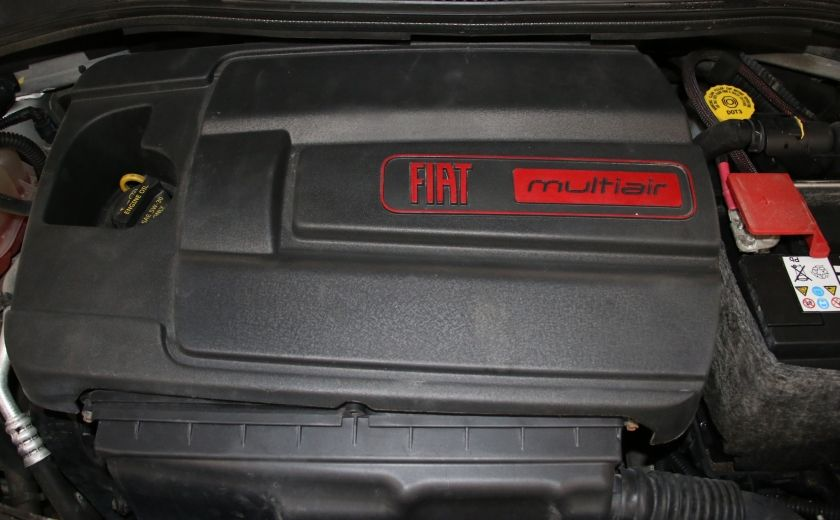 2012 Fiat 500 Lounge AUTO A/C CUIR TOIT MAGS #20