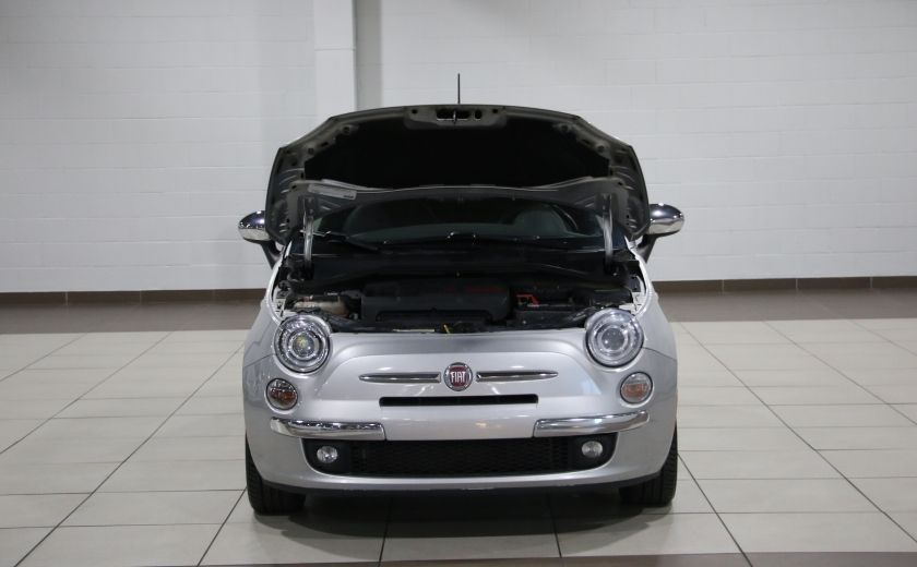 2012 Fiat 500 Lounge AUTO A/C CUIR TOIT MAGS #21