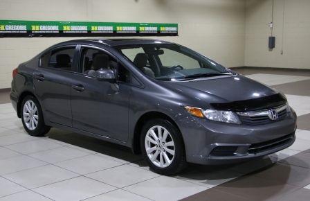 2012 Honda Civic EX A/C GR ELECT MAGS BLUETOOTH #0