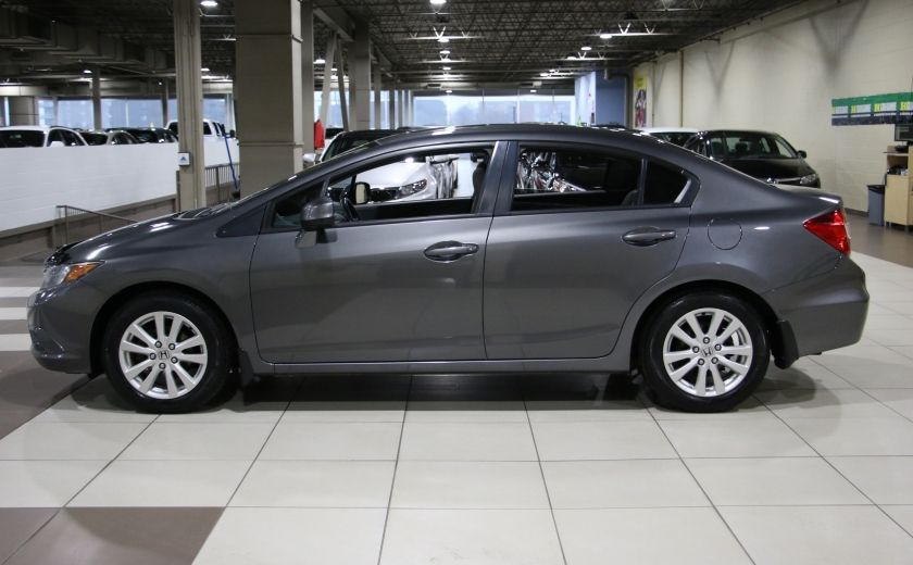 2012 Honda Civic EX A/C GR ELECT MAGS BLUETOOTH #3