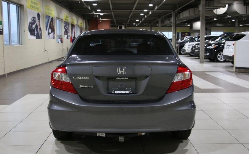2012 Honda Civic EX A/C GR ELECT MAGS BLUETOOTH #6