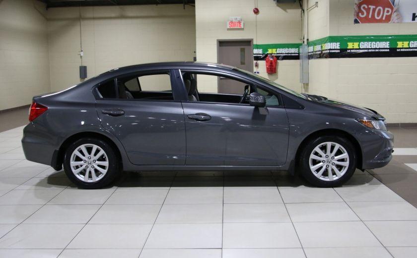 2012 Honda Civic EX A/C GR ELECT MAGS BLUETOOTH #8